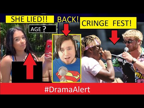 KSI vs Logan Paul is CRINGE! #DramaAlert Danielle Cohn LIED to Everyone? Bashur is BACK!