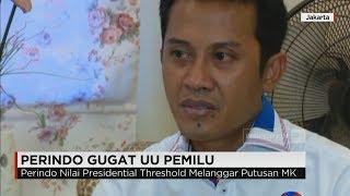 Video Partai Perindo Gugat Undang-Undang Pemilu MP3, 3GP, MP4, WEBM, AVI, FLV Desember 2017