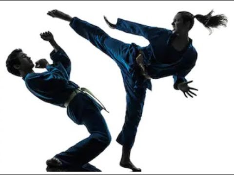 Kung-fu Wing Chun and Knifes sparring 31.01.20