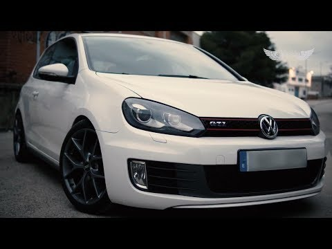 Volkswagen Golf MK6 GTI Armytrix Cat-Back Exhaust & BBS Wheels by allDesign Spain