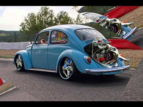 PhotoShopped VWs