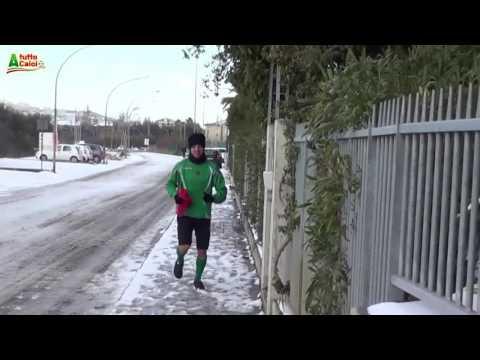 Alba Adriatica: allenamento in stile carioca…
