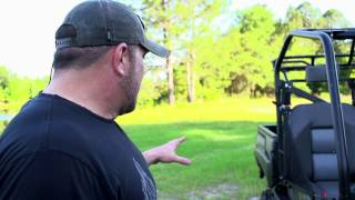 9. Addicted to the Outdoors Intimidator Electric UTV Review