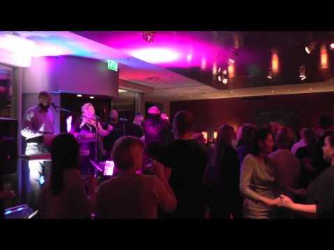 Boysie White pt 1 SOUL MEDELY at Harry's New York Bar in Cologne, Germany