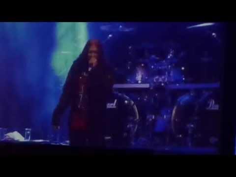 james labrie - Metal All Stars - Brazil - 2014 w/ Felipe Andreoli (Angra), Baffo (Capadocia), Vinny Appice (Black Sabbath, Heaven and Hell). @ Espaço das Américas - São Paulo.