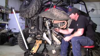 6. Changing the rear Axle in my RZR