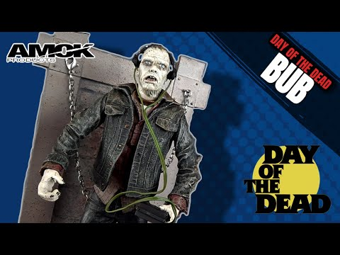 Toy Spot | Amok Time Day of the Dead Bub Figure