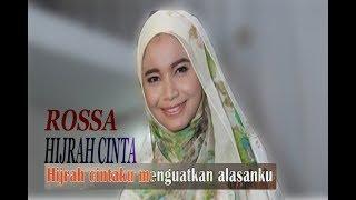 Video Rossa - Hijrah Cinta -  Karaoke - HD MP3, 3GP, MP4, WEBM, AVI, FLV Juni 2018
