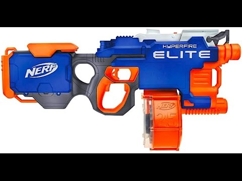New Nerf Guns For Summer 2016 and Winter 2017