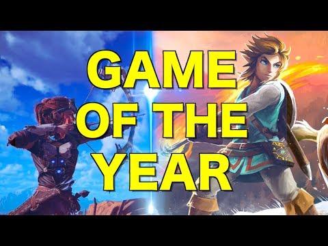 Top 10 Video Games of 2017