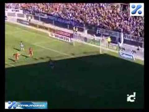 Málaga 2 - 1 Tenerife (Liga Española 2009)