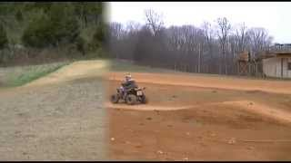 7. 12 gage racing 2013 yamaha raptor 90..