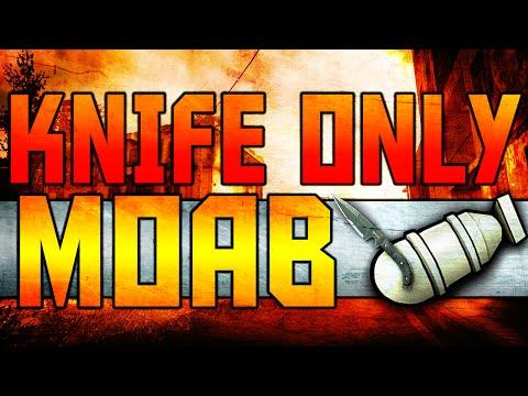 Mw3 Knife M.O.A.B