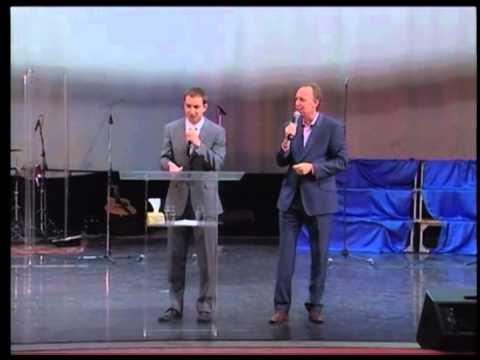 Лэрри Стокстилл 9.05.2012 Первое служение (видео)