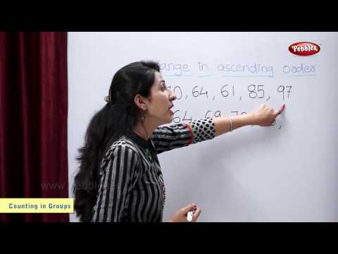 Arrange the Numbers in their Ascending Order   Maths For Class 2   Maths Basics For CBSE Children