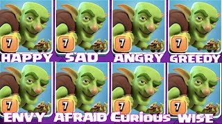 Video NO MORE EVENTS!?!😀ALL GOBLIN CHALLENGE!!🔸Clash Of Clans MP3, 3GP, MP4, WEBM, AVI, FLV Agustus 2017