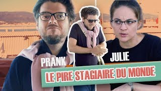 Video [Version INTEGRALE #4] Pranque Le stagiaire fils-à-papa : avec Julie MP3, 3GP, MP4, WEBM, AVI, FLV Mei 2018