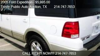 2005 Ford Expedition  - for sale in Dallas, TX 75208