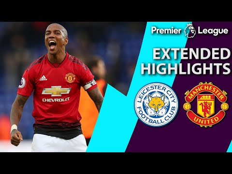 Video: Leicester City v. Manchester United | PREMIER LEAGUE EXTENDED HIGHLIGHTS | 2/3/19 | NBC Sports