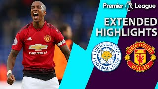 Video Leicester City v. Manchester United | PREMIER LEAGUE EXTENDED HIGHLIGHTS | 2/3/19 | NBC Sports MP3, 3GP, MP4, WEBM, AVI, FLV Februari 2019
