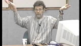 Methods in Complex Systems: Lecture 8, Part  B