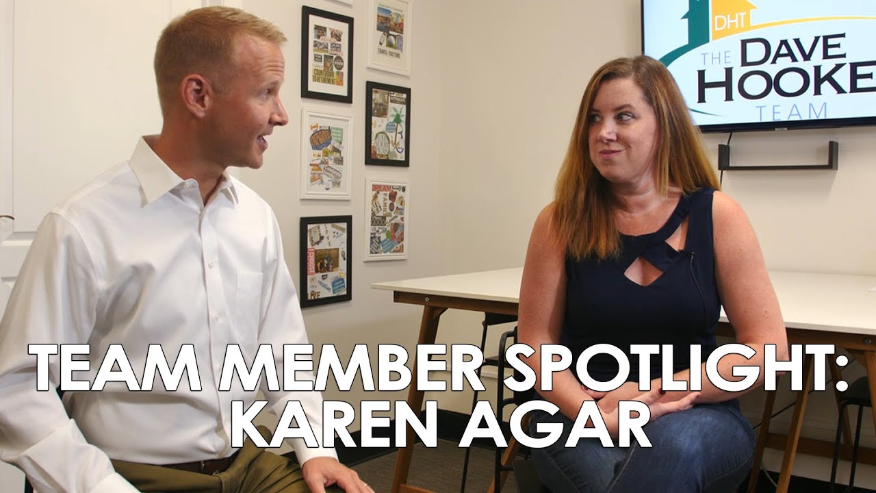 What Karen Agar Brings to The Dave Hooke Team