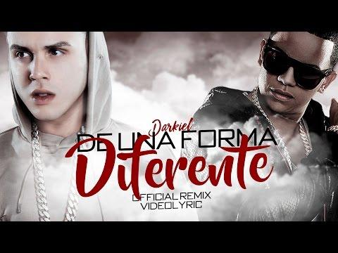 Letra De Una Forma Diferente (Remix) Darkiel Ft J Alvarez