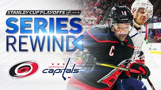 SERIES REWIND: Hurricanes oust defending champion Capitals in seven games by NHL
