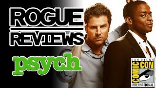 Nonton Psych  The Movie Comic Con Trailer Reaction   Rogue Reviews Film Subtitle Indonesia Streaming Movie Download