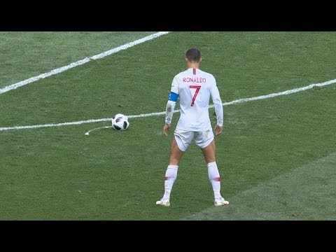 9 Times Cristiano Ronaldo Impressed The World