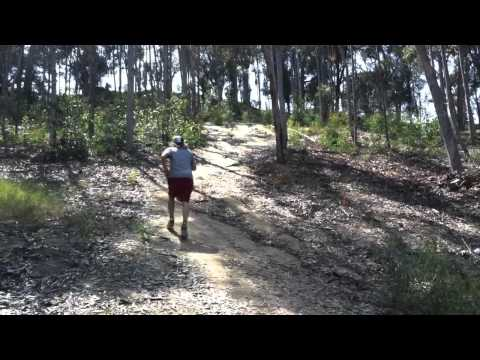 frendsvision - After a year of recovery. Kevin Pearce goes for his first trail run. AMAZING.
