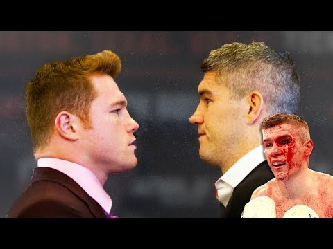 Boxers BEFORE and AFTER Facing Canelo Alvarez