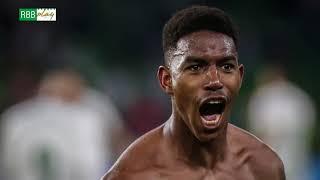 Junior Firpo, el dominicano que se destaca en la Liga Española de Fútbol