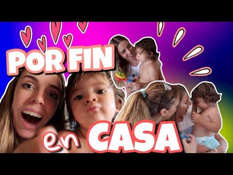 Videos de uñas - El REENCUENTRO más BONITOPrimera RABIETA!Vlogs diarios