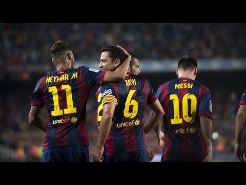 sd - FC Barcelona Vs SD Eibar 3-0    All Goals & Highlights 18/10/14    HD    La Liga 14/15 Music ♫ : ▭▭▭▭▭▭▭▭▭▭▭▭▭ ๑۩۩๑▭▭▭▭▭▭▭▭▭▭ Facebook:...