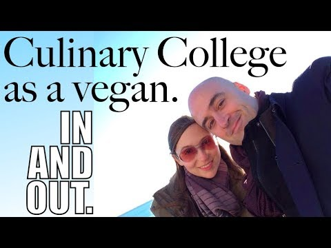 Culinary College As A Vegan: NWCAV Baking Program.