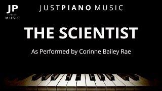 Video The Scientist (Piano Accompaniment) Corinne Bailey Rae MP3, 3GP, MP4, WEBM, AVI, FLV Januari 2018