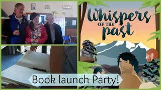 Book Launch Party.