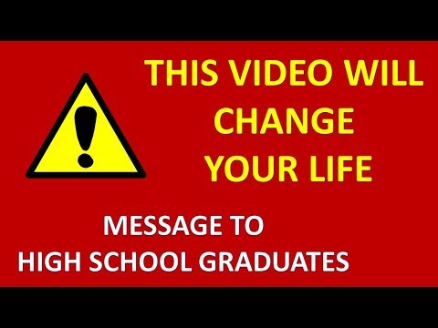 Graduation quotes - Message to High School Graduates - Motivational Video In Nepali