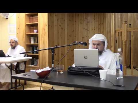 مجلس قراءة سنن بن ماجة على فضيلة الشيخ عبدالله العبيد-    من أول قوله:باب فضل أهل بدر2