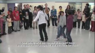 This documentary was filmed on Baffin Island in the small Inuit community of Clyde River. The film explores how the Hip Hop Program at the Ilisaqsivik Centre ...