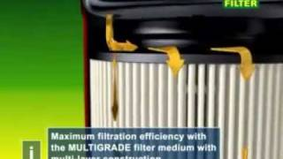 FilterSavvy - Mann Filter - Fuel Filters.wmv