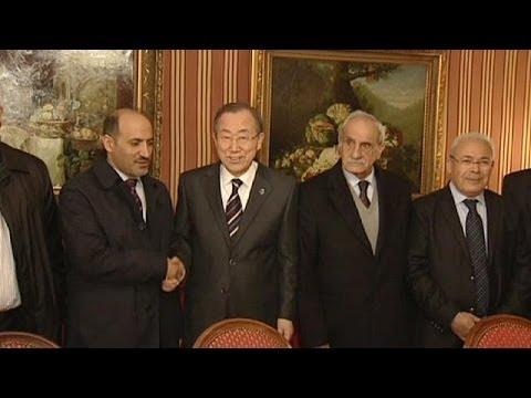 La deuxième conférence de paix pour la Syrie part sur de mauvaises bases