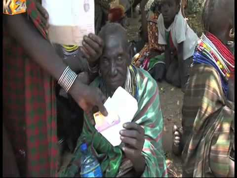 Over 50,000 Turkana West residents have no ID cards