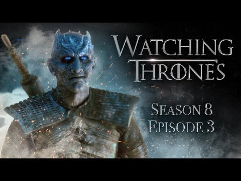 "Game of Thrones Season 8 Episode 3 ""The Long Night"" 