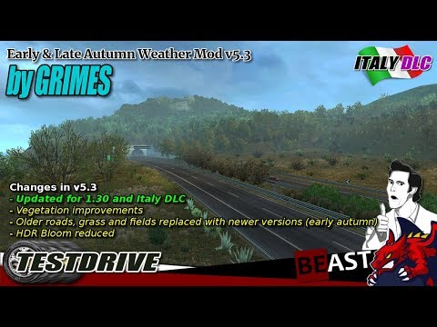 Early & Late Autumn Weather Mod v5.3