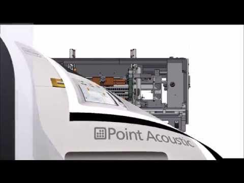 VITAP Point Acoustic CNC fúrógép