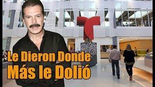 Telemundo Suspende Contrato de Sergio Goyri por Comentarios Desafortunados