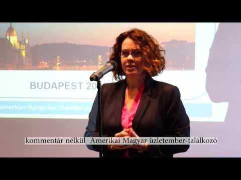 Amerikai-Magyar üzletember-találkozó 2017
