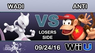 An underrated match from Abadango Saga you may have missed: Wadi vs Anti